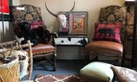 High-end furniture at Aspen Home Consignment