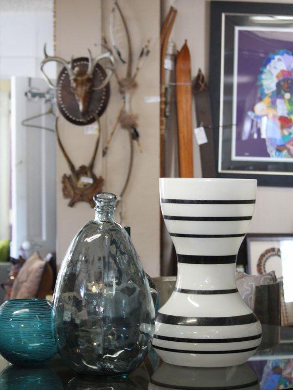 Interior Decor and Vase
