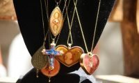 Necklases of hearts